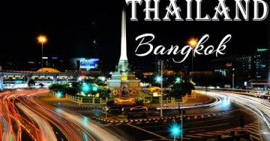 Thailand – Bangkok | 1st Episode | Dart Vlog