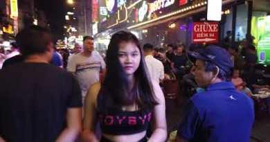 Ho Chi Minh Metropolis Vietnam Nightlife vs Pattaya Strolling Streets Thailand