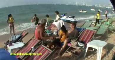 PATTAYA BEACH & CITY | ASIA'S PLAYGROUND | THAILAND