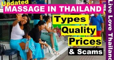Massage in Thailand – Forms, Costs, Fine & scams which which it is doubtless you'll presumably also steer determined of #livelovethailand