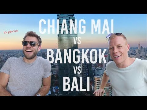 CHIANG MAI vs BALI vs BANGKOK 🌴Living, Cost & Vibe for Digital Nomads – toes. Chris the Freelancer