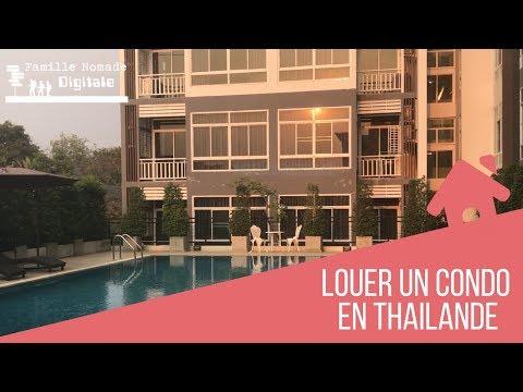 DIGITAL NOMAD – LOUER UN APPARTEMENT A CHIANG MAI -THAILANDE