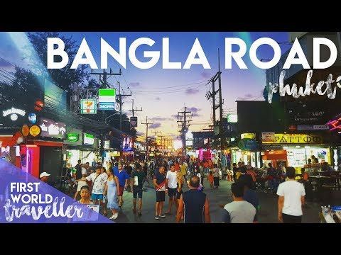 BANGLA WALKING STREET   SEXY TIME IN PHUKET, THAILAND – The Tao of David