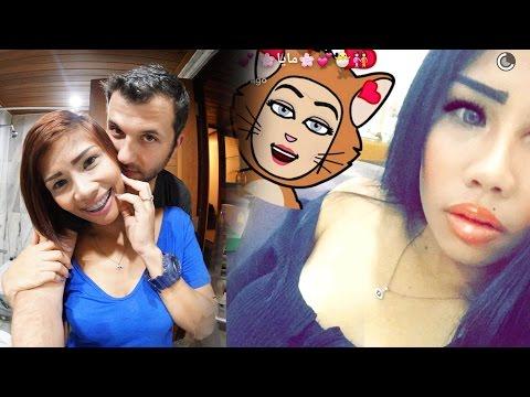 Pattaya Nightlife – Thai Lady Loves My Digicam