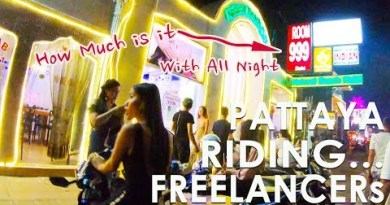 Most advantageous For Finding Freelancer All Around Pattaya Shoreline Avenue & Soi Alley 38min Straight Taking pictures Film07