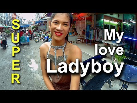 Ladyboy in Pattaya, Soi Chaiyapoon