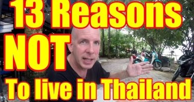 13 Causes NOT to live in Thailand V276