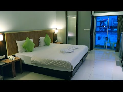 The Most attention-grabbing Mark Hotel in PATTAYA…???