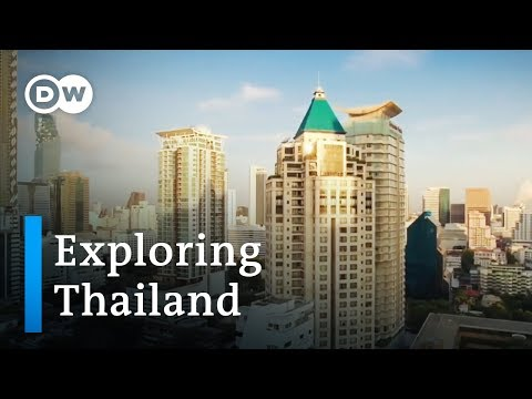 Welcome to Bangkok, Thailand | DW Documentary