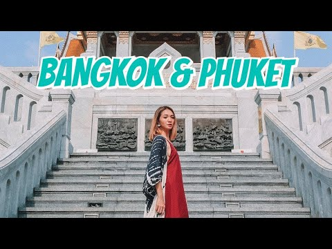 FIRST TIME IN THAILAND (w/ Price range and Itinerary) | Angel Dei