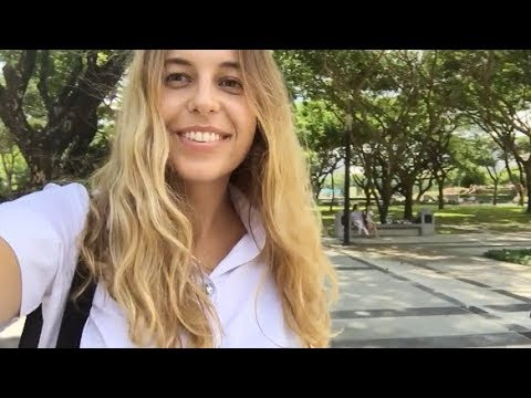 My trip finding out in a international country in Thailand at Chulalongkorn University