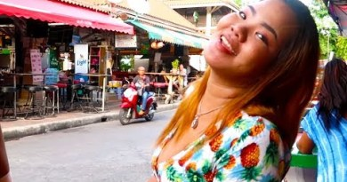 Day and Night in Pattaya Metropolis, Thailand – More Current Bars, 39 Baht Beer, Pizza