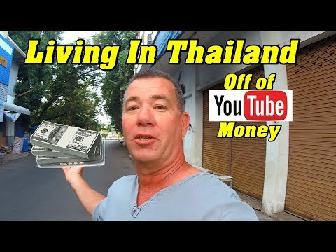 Living Off YouTube Cash in Thailand, Going House.