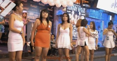 Strolling Boulevard | Pattaya Nightlife | Freelancers | Pleasant Ladies | Bangkok | Thailand #2