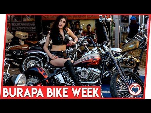 Burapa Bike Week Pattaya 2018 by Delight in Pattaya Thailand