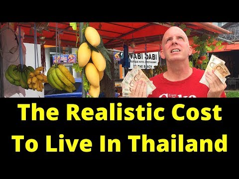 The Sensible Cost to Are residing in Thailand v394