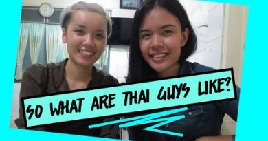 learning about thai culture with a neighborhood couchsurfing pal