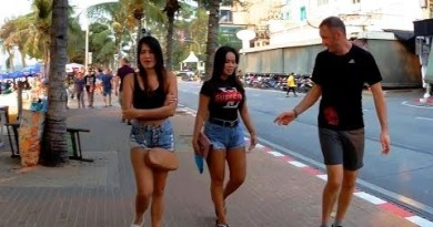 Pattaya Seaside Avenue – I Desire to Poke alongside with You, Farang