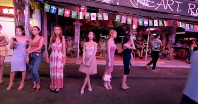 PATTAYA WALKING STREET NIGHTLIFE