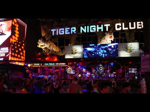 THAILAND WILD: PATONG BEACH NIGHTLIFE