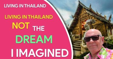 Living In Thailand No longer The Dream Imagined! – Right here is Why!