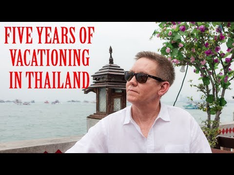 5 Years of Vacations in Pattaya-Males Must Know-Spin back and forth Thailand with Experience-Guidelines and Tricks