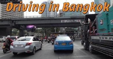 Utilizing in Bangkok Thailand 4k