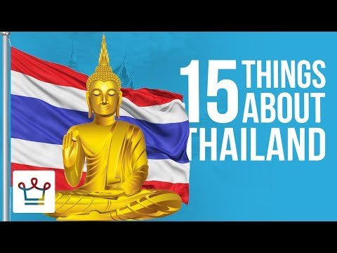 15 Issues You Didn't Know About Thailand