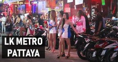 Pattaya Soi LK Metro