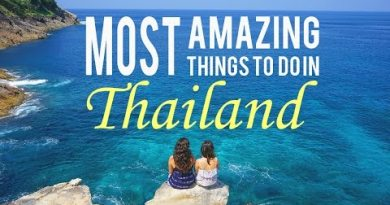 Most Unparalleled Things to Blueprint in Thailand