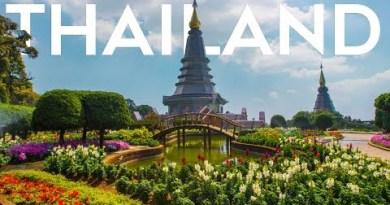Thailand in 4K – Ye Are Gods