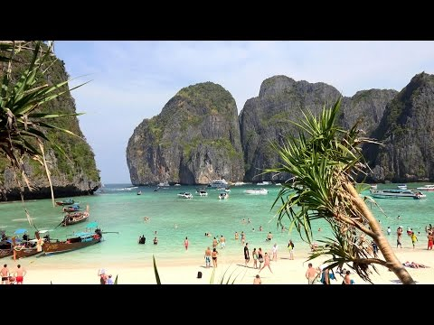 Ko Phi Phi & Railey, Thailand in 4K (Extremely HD)