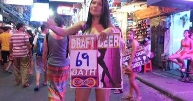 Pattaya Strolling Avenue – 26 July 2015