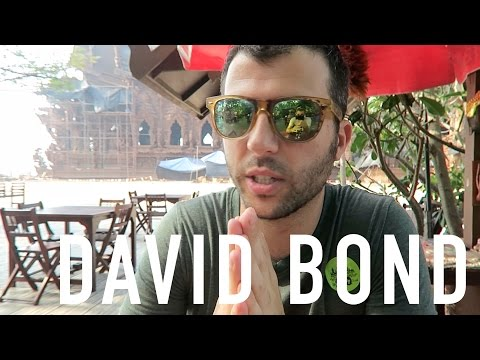 David Bond's Prime Workout Tricks | PATTAYA VLOG
