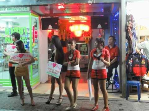 FLB Bar, Pattaya, Thailand