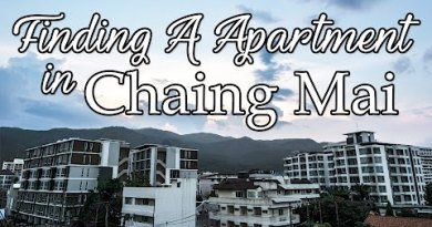 Finding a Residence in Chiang Mai | 10 Assorted Areas | Trudge Soup in Thailand