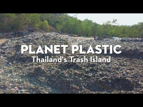 Koh Lan, Pattaya | Thailand's Trash Island | Planet Plastic | Coconuts TV