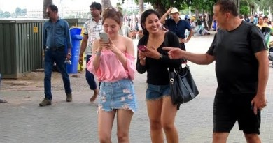 Freelancers of Day Time and Farangs – Pattaya Thailand
