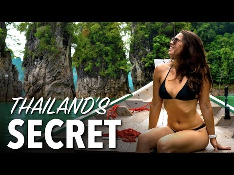 KHAO SOK NATIONAL PARK – Thailand's Finest Day Dart, Cheow Lan Lake