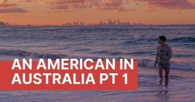An American Falls In Worship With Australia in forty eight Hours – BRISBANE Vlog
