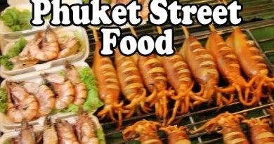 Phuket Toll road Food: Thai Toll road Food at Phuket Markets. Phuket Thailand Toll road Food Files