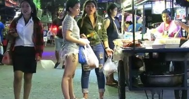 Pattaya Points of interest for Vacationer – Strolling Dual carriageway Thailand