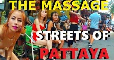 THE FAMOUS STREETS OF PATTAYA #10 : Soi Honey + Chayaipoon + meeting Ryan boundless