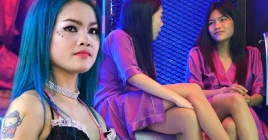 Pattaya Nightlife – Walking Avenue After Middle of the night
