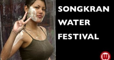 Songkran Water Pageant in Thailand by White and Wong