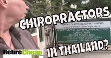 Chiropractors in Thailand – Are they readily accessible?