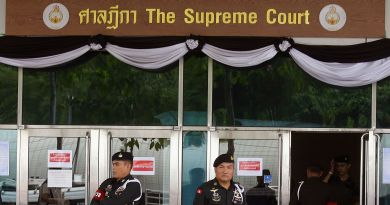 Thailand Thai Be pleased Shoots Himself In Court docket After Criticizing Judicial System