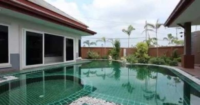 Pattaya Villas – Thammachat P3 Victoria – 3 Mattress room