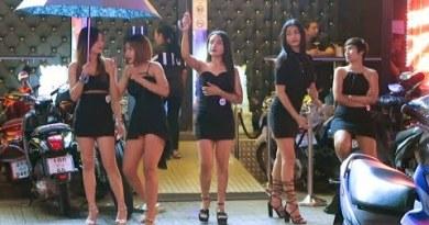Pattaya Evening Scenes – 2018