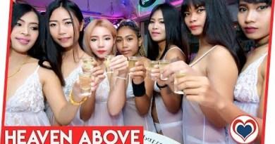 Heaven Above Agogo by Worship Pattaya Thailand